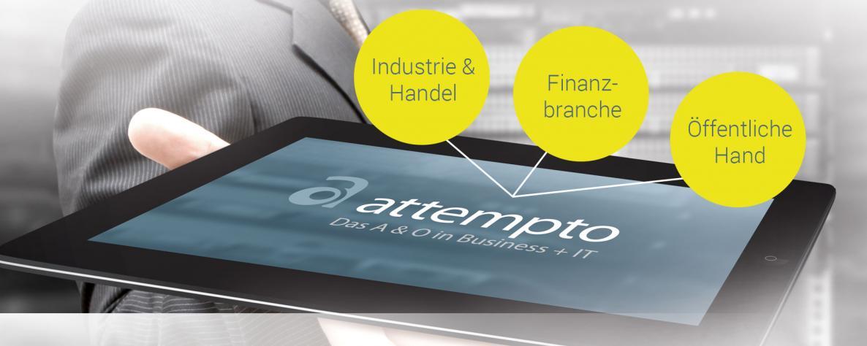 attempto - Das A & O in Business + IT