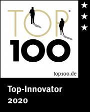 TOP100 INNOVATOR Award Signet 2020