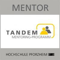 MENTOR im TANDEM Mentoring-Programm der Hochschule Pforzheim
