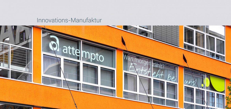 attempto Innovations-Manufaktur
