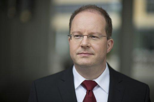 Portrait von Alexander Bloß